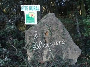 accueil Domaine la Pellegrine